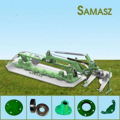Запчасти к косилкам Samasz